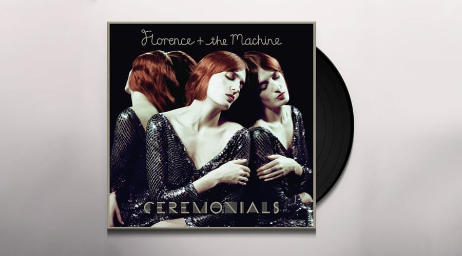 Vinyl - Florence and the Machine - Ceremonials