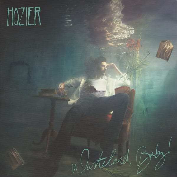 Hozier Wasteland, Baby! album cover