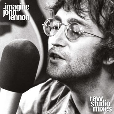 JOHN LENNON Imagine (Raw Studio Mixes)
