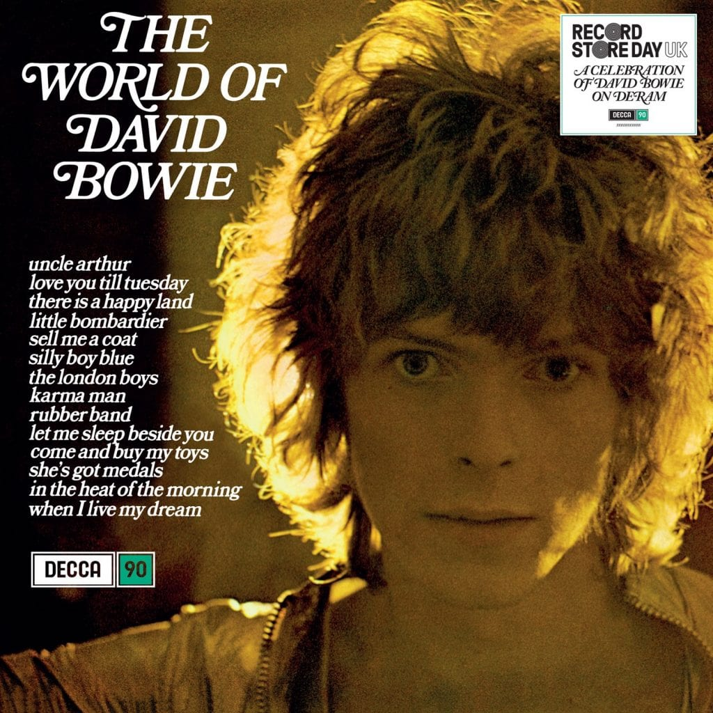 DAVID BOWIE The World Of David Bowie